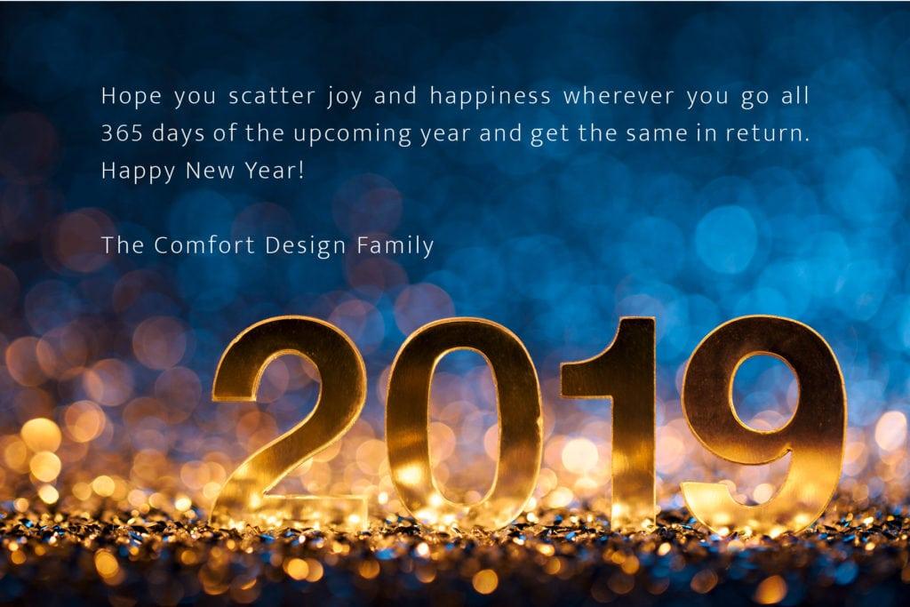2019 happy New Years